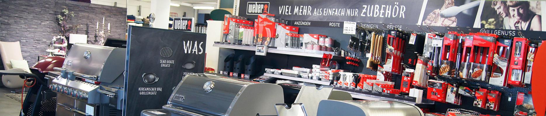 Weber Grills bei Vanoli