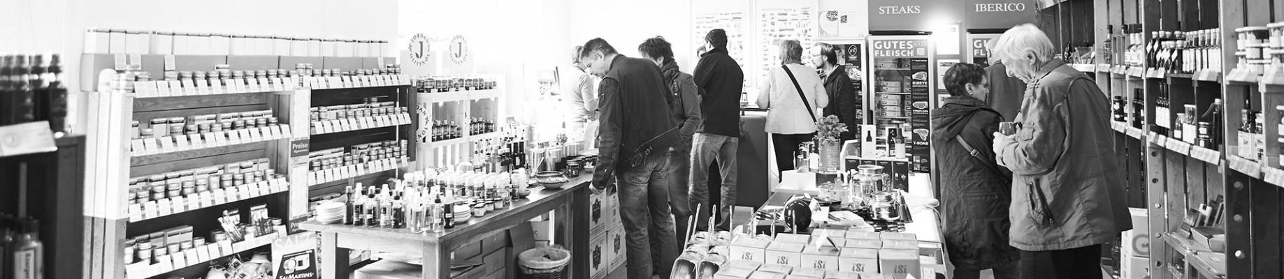 Jordan Olivenöl, Ladenlokal, Solingen