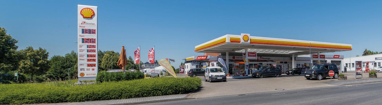Shell Baesweiler 1