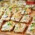 Fingerfood - Wagyu Griebenschmalz auf Brot - für den ersten Hunger bei der Perfect Meat Academy