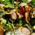Sot-l'y-laisse vom Label Rouge Geflügel im Salat