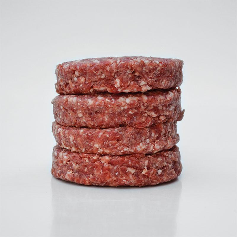 Bison Steakhouse Burger Patty, Set