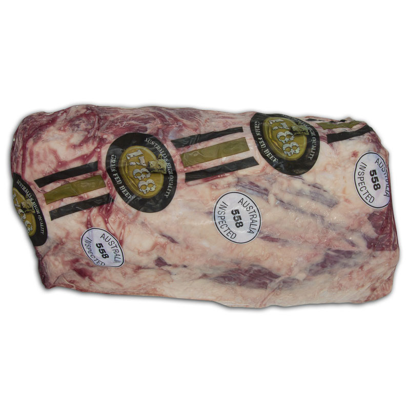 1788 Australian Beef Ribeye im Ganzen