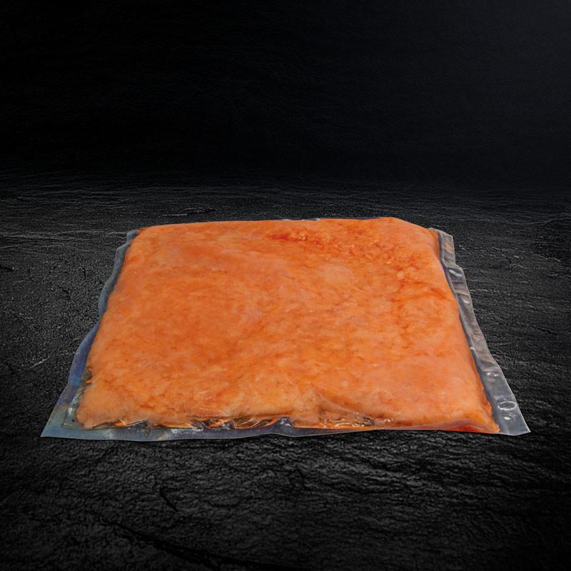 Caviar House Balik Lachstatar im Vakuumbeutel