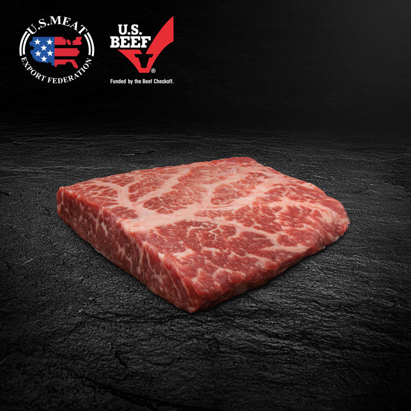 US Beef BBQ Steak roh