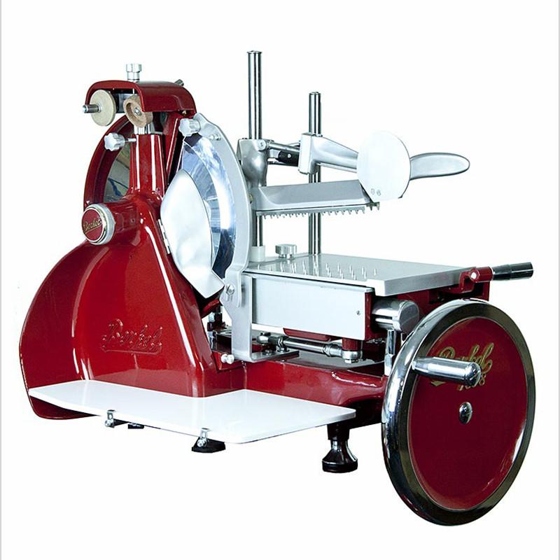 Berkel Aufschnittmaschine Retro Style, rot