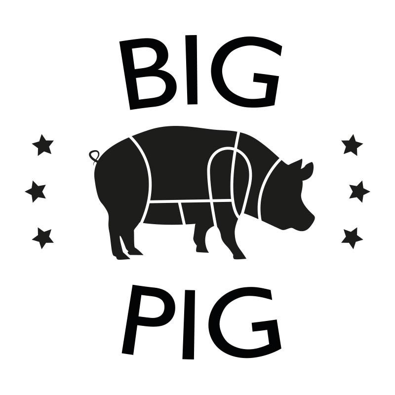 Big Pig Grafik
