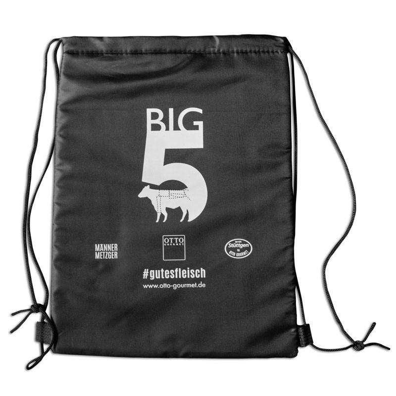 Rucksack mit Big 5 Paket Print