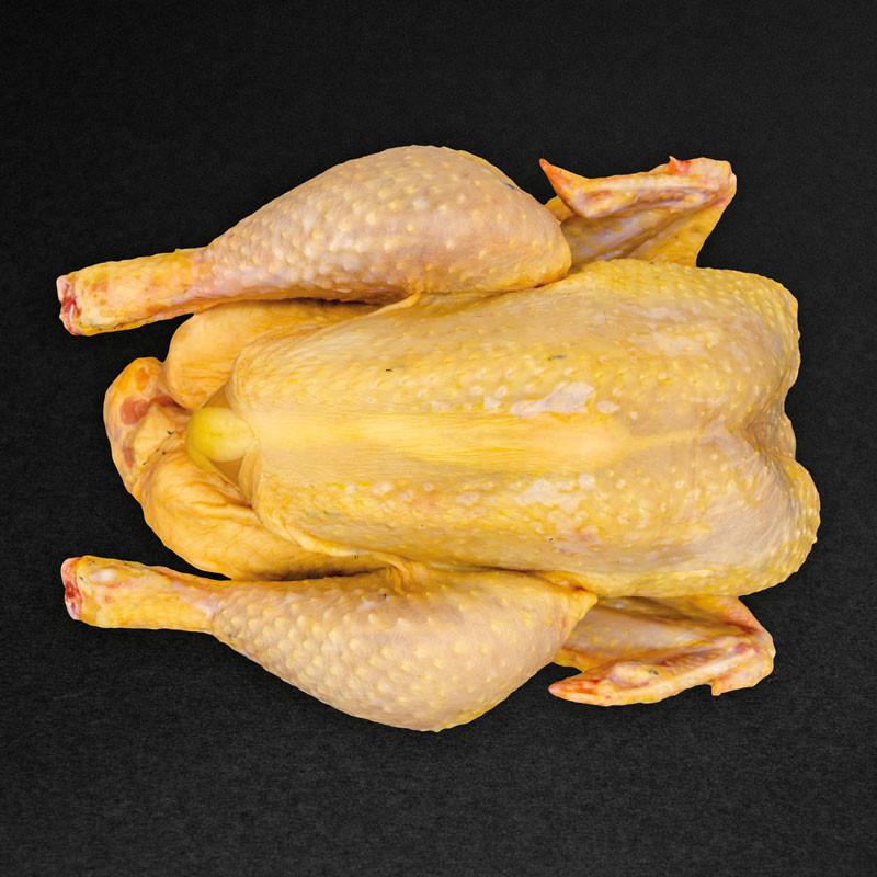 Bio Maishähnchen - Fermiers Landais küchenfertig