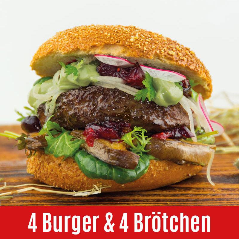 Bison Steakhouse Burger