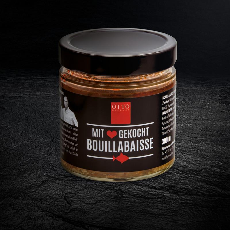 OTTO GOURMET Bouillabaisse