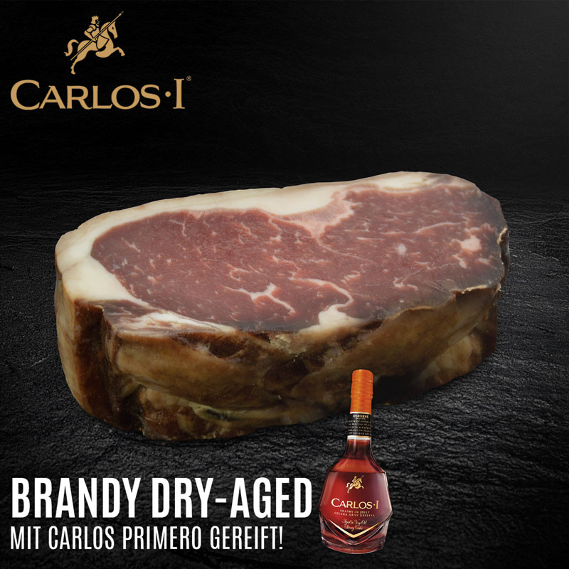 Strip Loin Brandy Dry-Aged