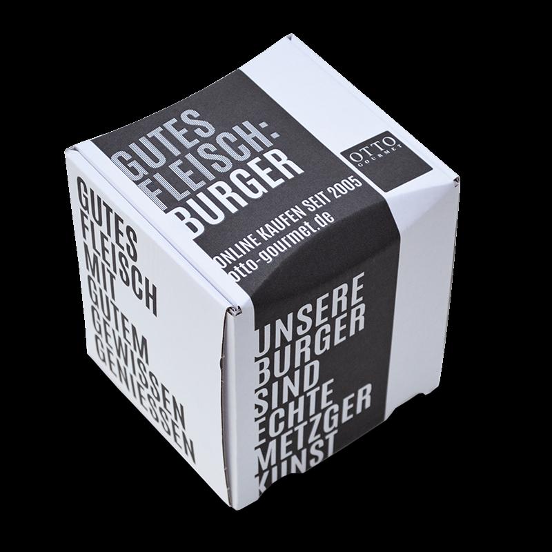 Burger Patty Verpackung