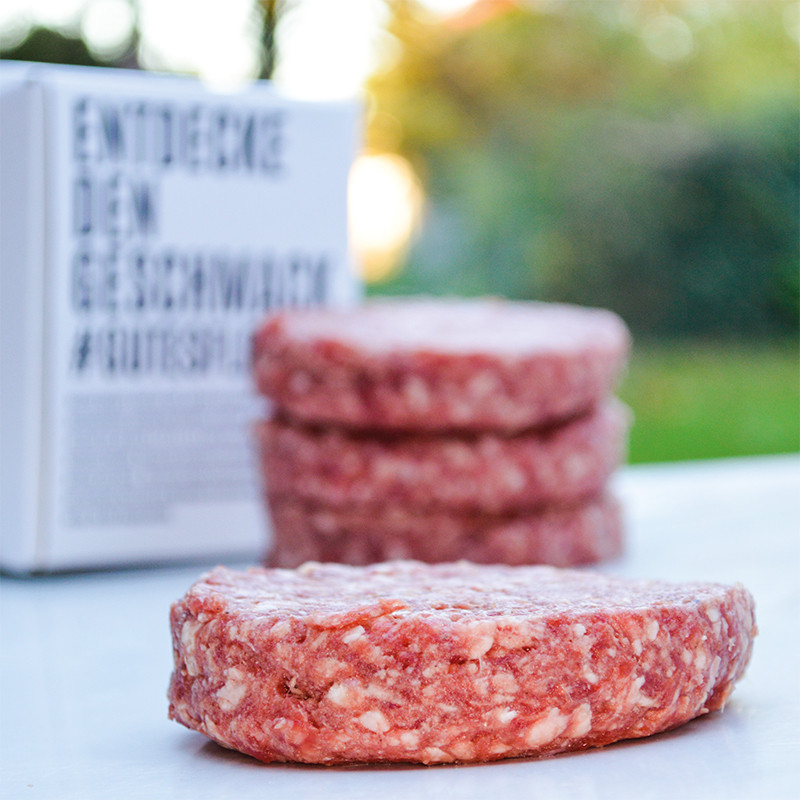 Chianina Steakhouse Burger Dry-Aged