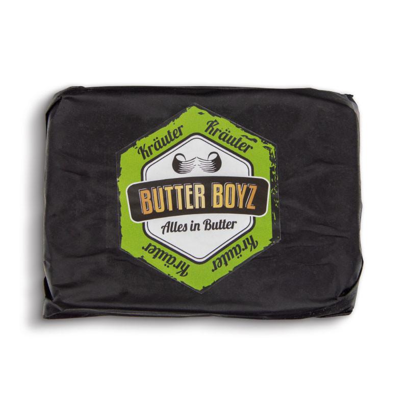 Butter Boyz: Kräuterbutter Vorderseite