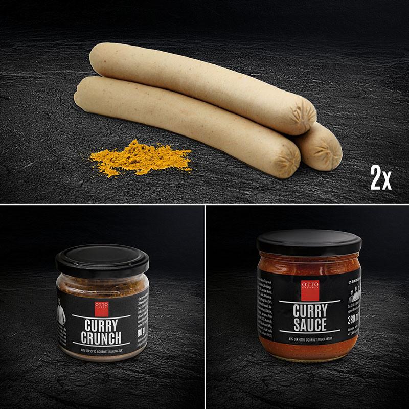 Currywurst Deluxe Starterpaket