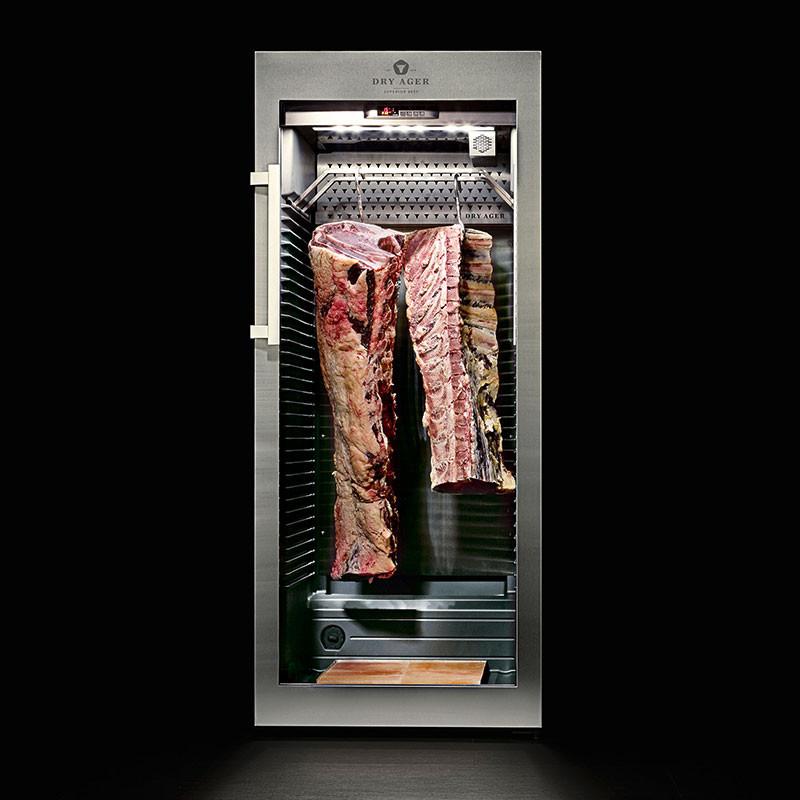 mit dem dry aged reifeschrank fleisch ganz einfach selbst reifen. Black Bedroom Furniture Sets. Home Design Ideas
