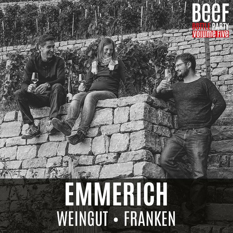 Weingut Emmerich aus Franken