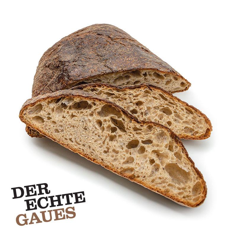 Sylter Gaues Brot angerichtet