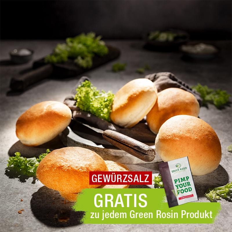 Vegane Burger-Brötchen von Frank Rosin für köstliche Burger