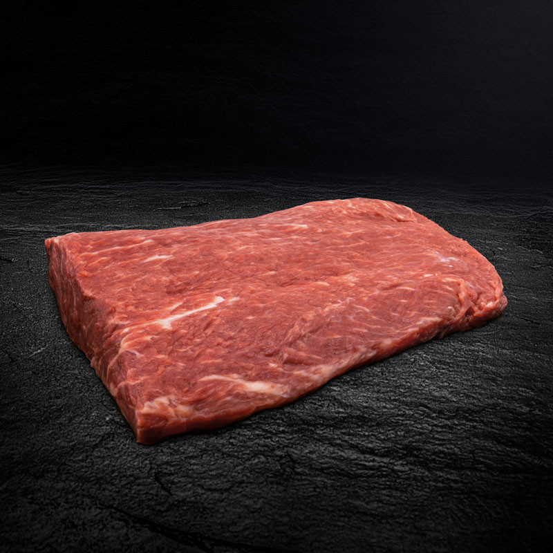 Irish Beef BBQ Steak
