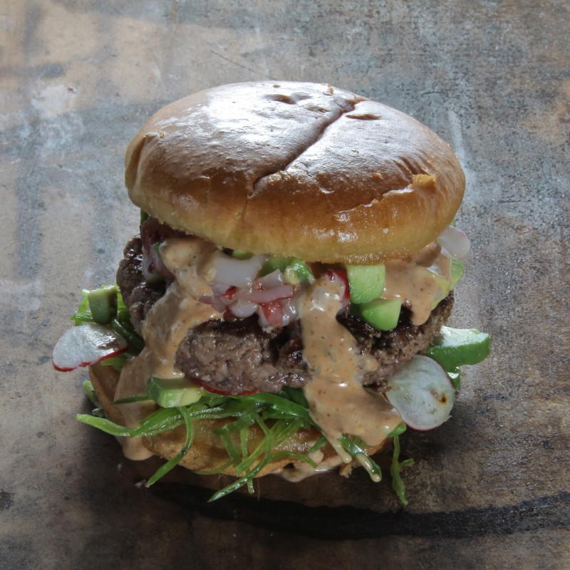 Rezept Deluxe Burger
