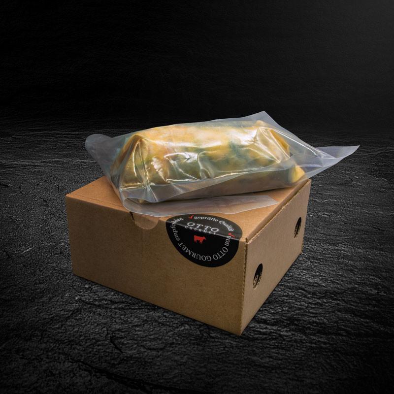 OTTO GOURMET Kabeljaustrudel portionsgerecht verpackt