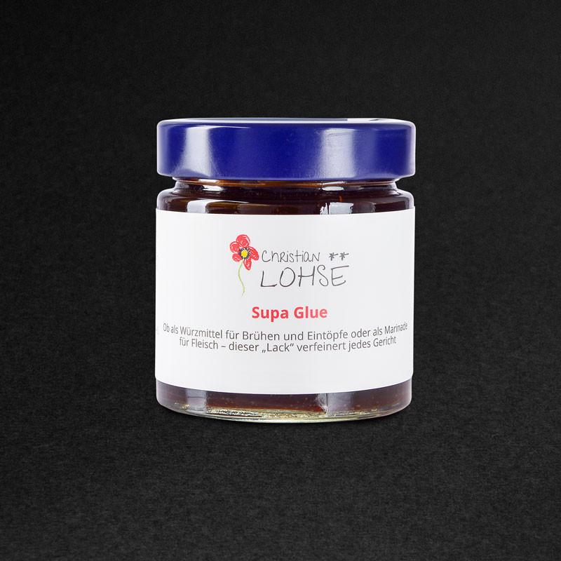 Supa Glue Soße im Glas von Christian Lohse