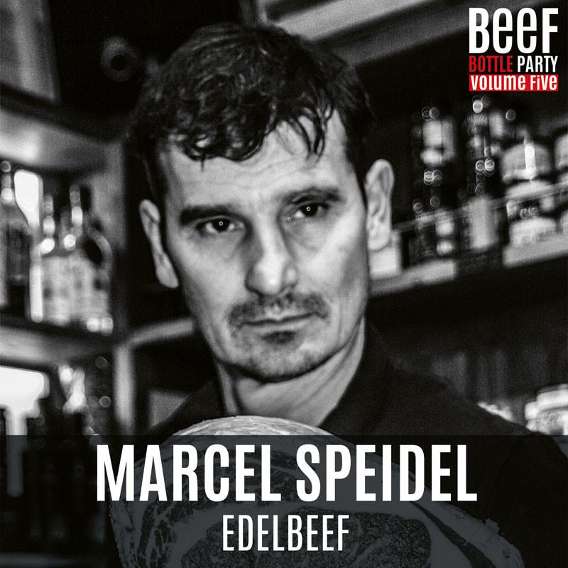Marcel Speidel von Edelbeef