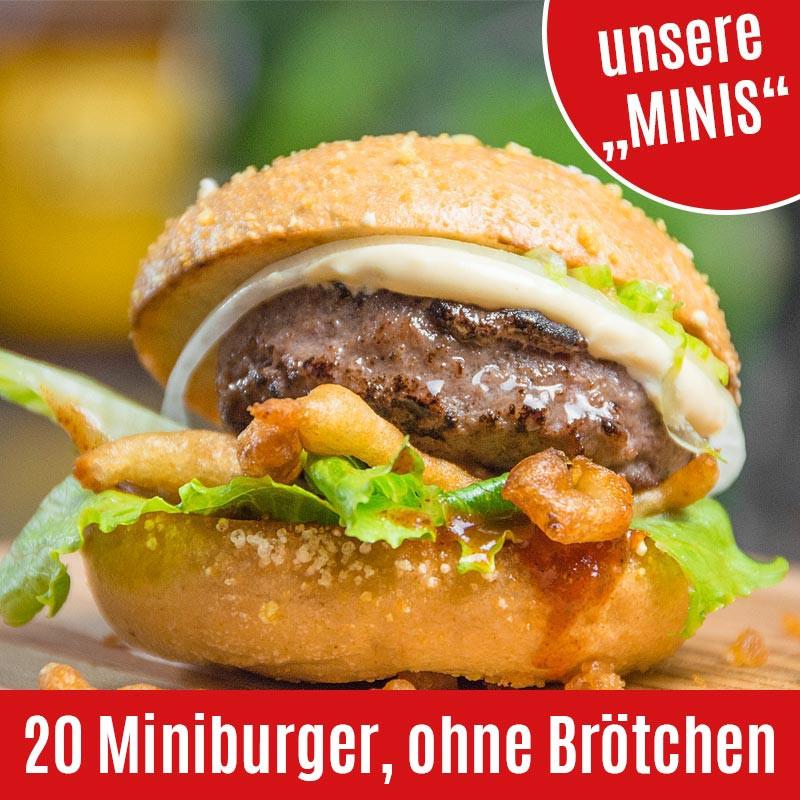 US Beef Steakhouse Mini Burger