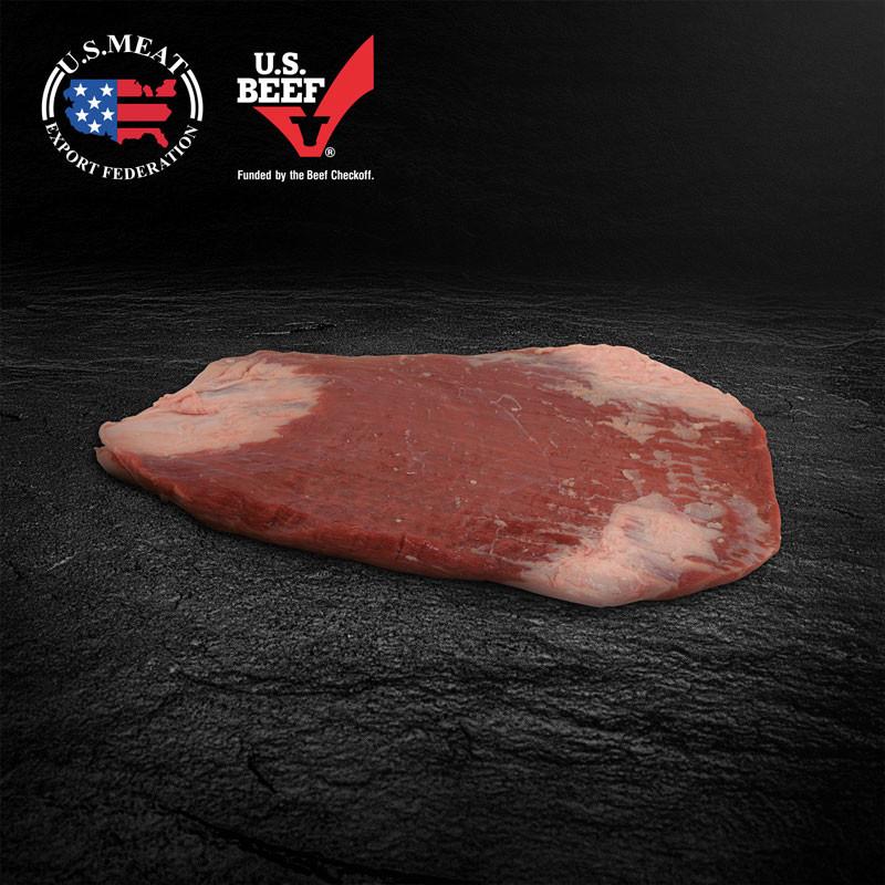US Beef Flank Steak - USMEF Logo