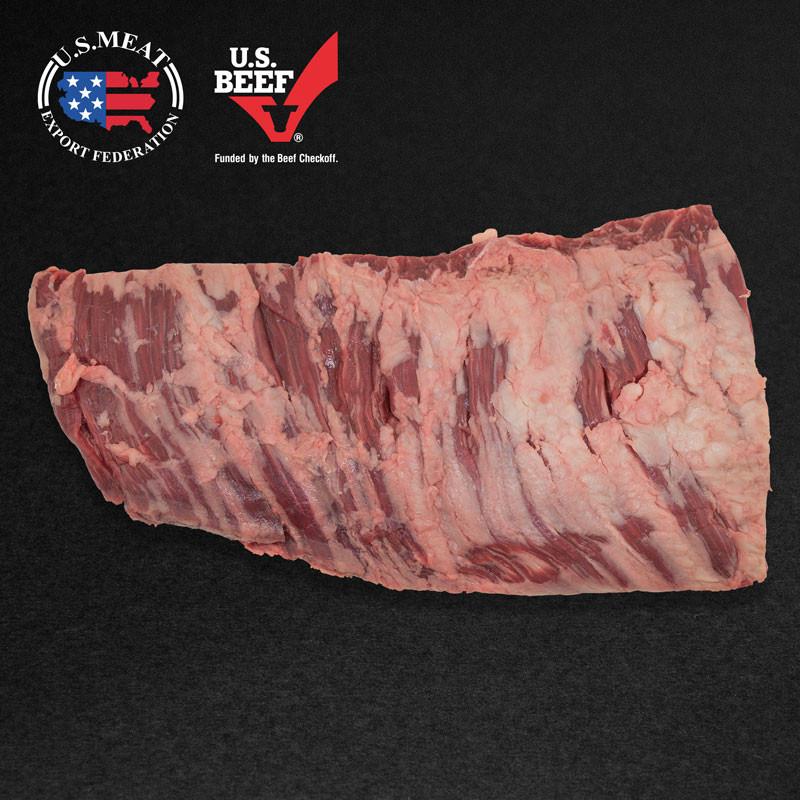 US Beef Skirt roh