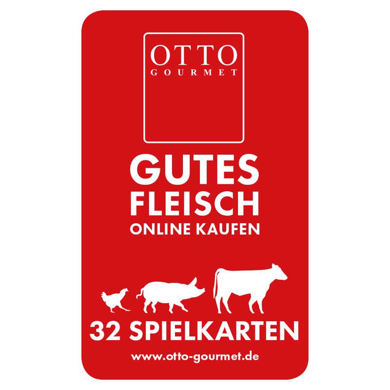 OTTO GOURMET Spielkarten Cover
