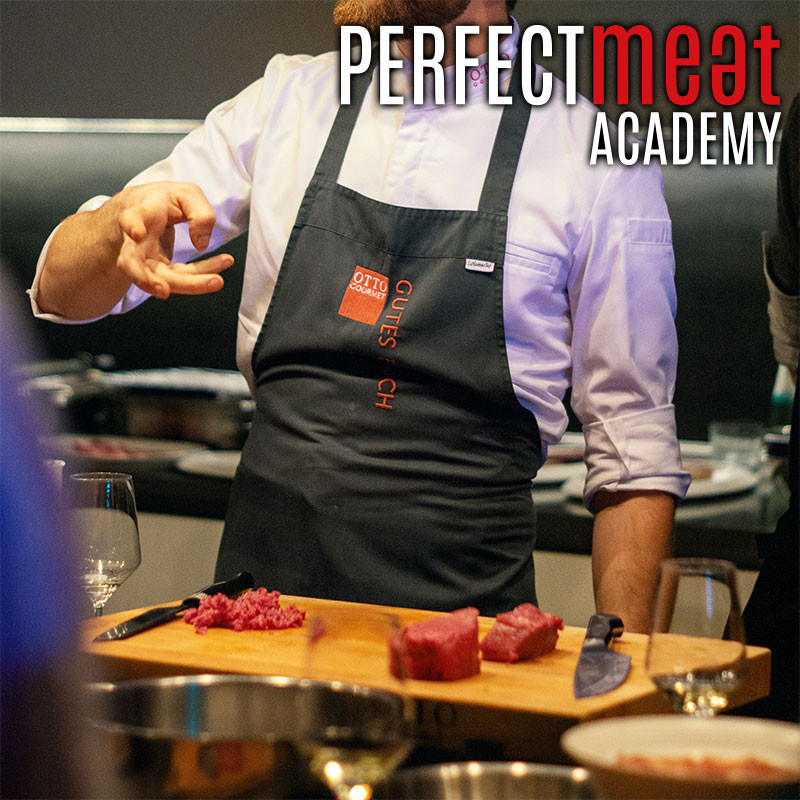 Edutainment bei der Perfect Meat Academy - Das Original