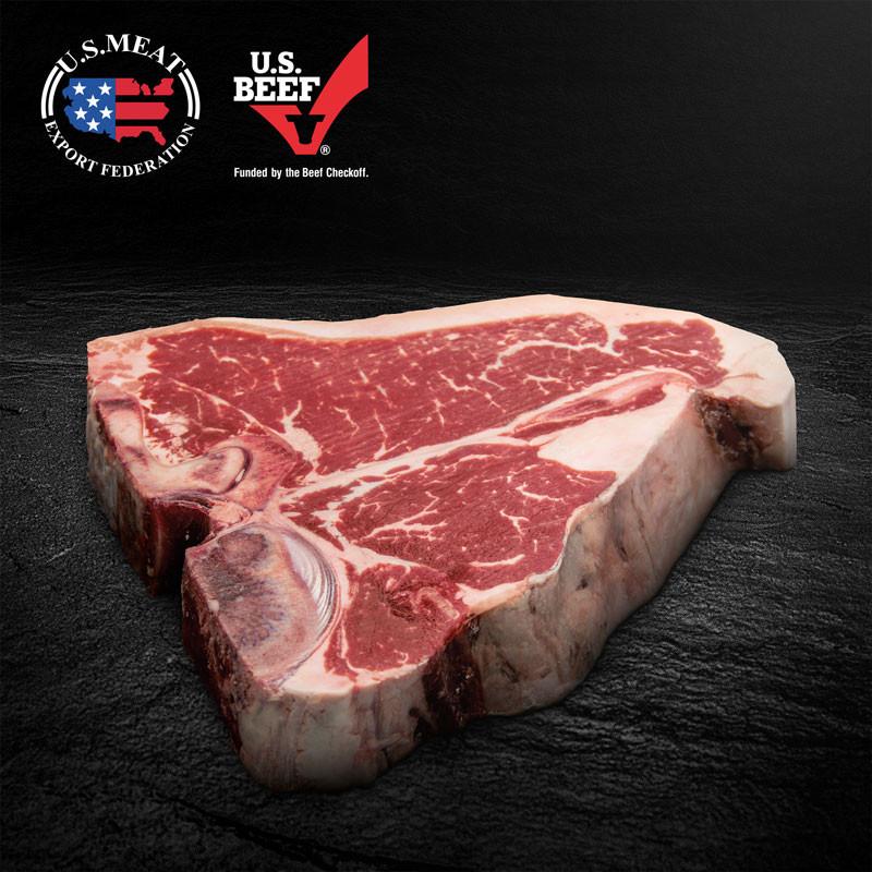 US Beef Porterhouse Steak