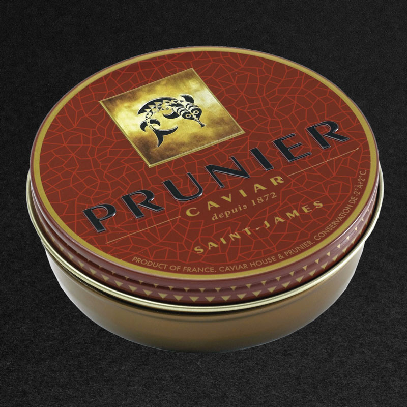 Kaviar St. James von Caviar House & Prunier