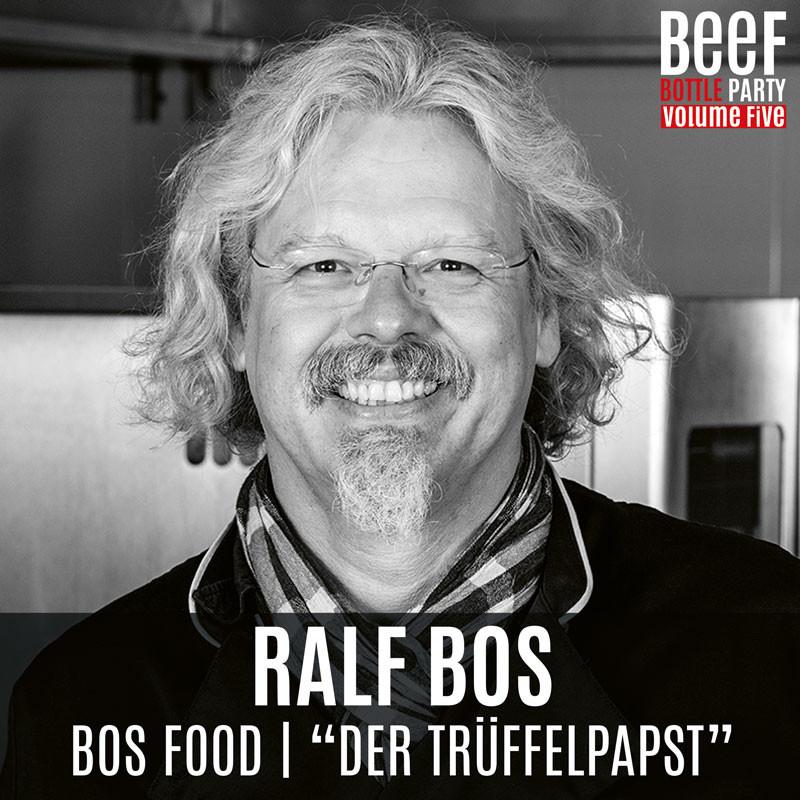 Ralf Bos unser Trüffelpapst
