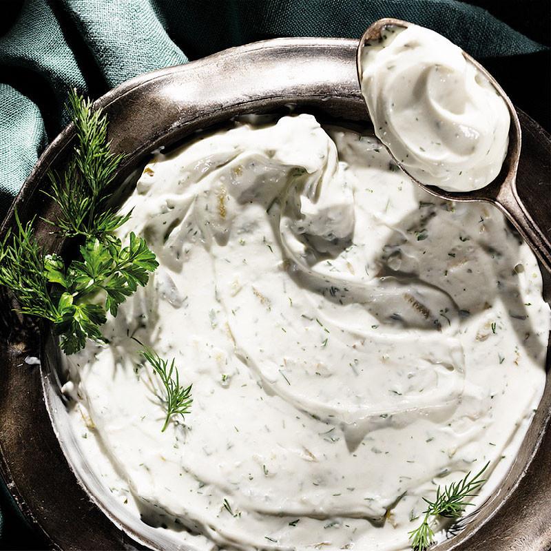 Green Rosin Mayo-Gurken-Dill-Relish vegan