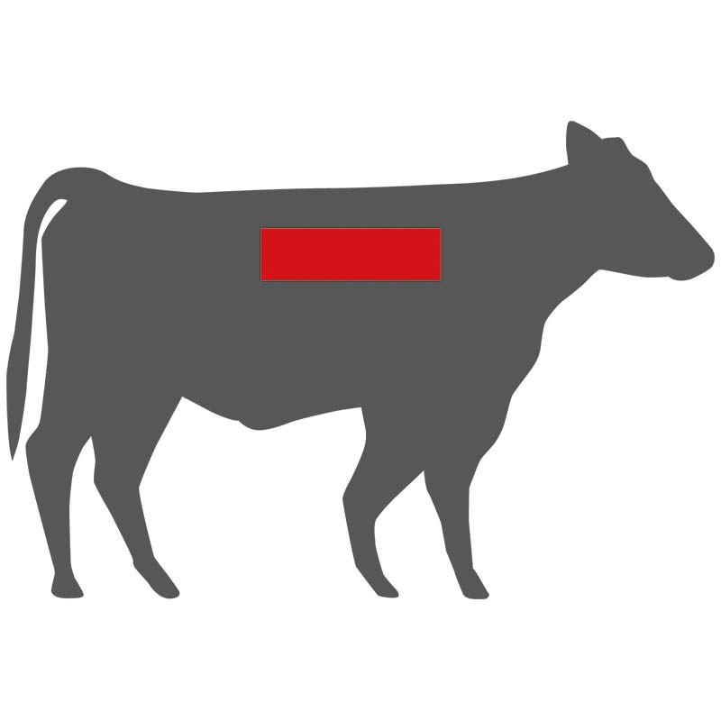Wo liegen die Rinderrippchen?