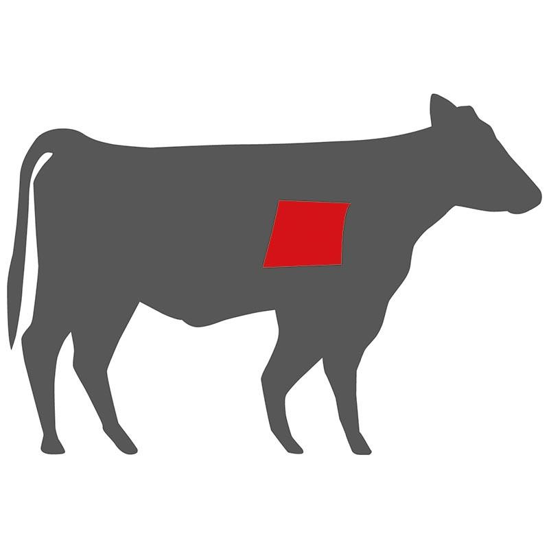 Wo liegen die US Black Angus Texas Beef Ribs?