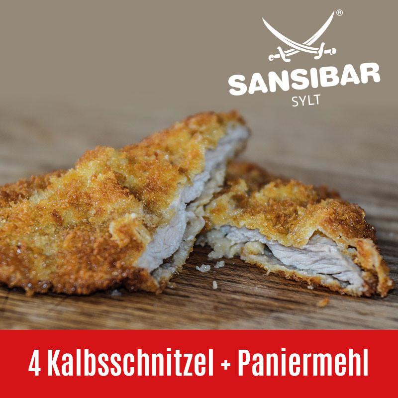 Sansibar Original Wiener Schnitzel