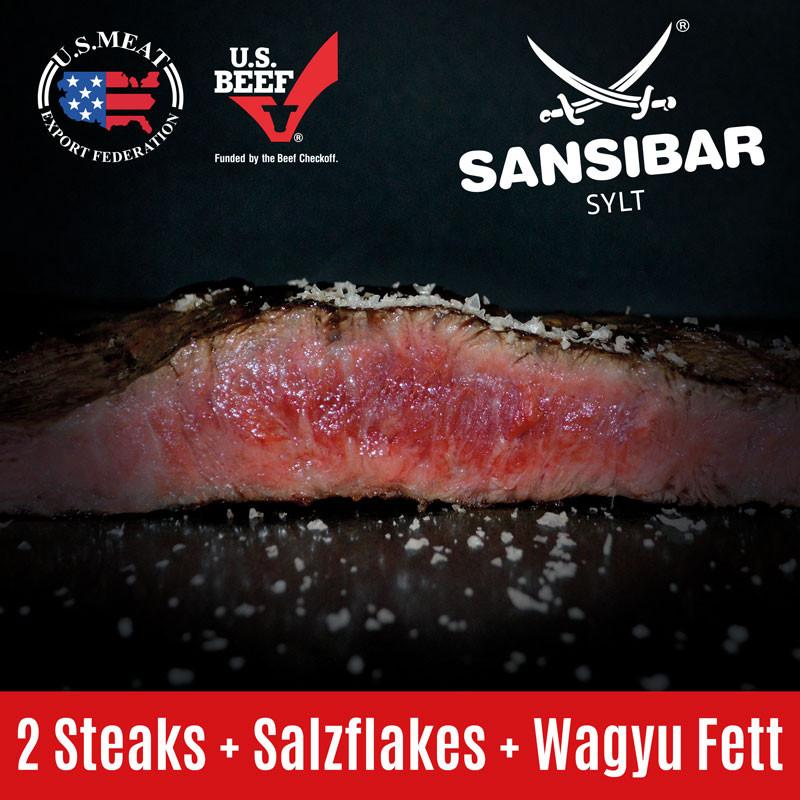 Sansibar BBQ Steak