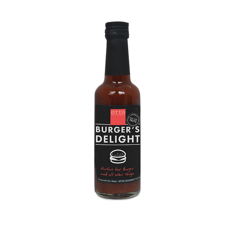 Burger's Delight Sauce
