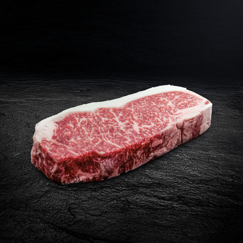 Morgan Ranch Wagyu Strip Loin Private Selection