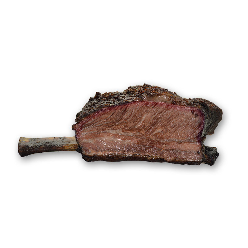 "US Black Angus Texas Beef Ribs ""Smoked"""