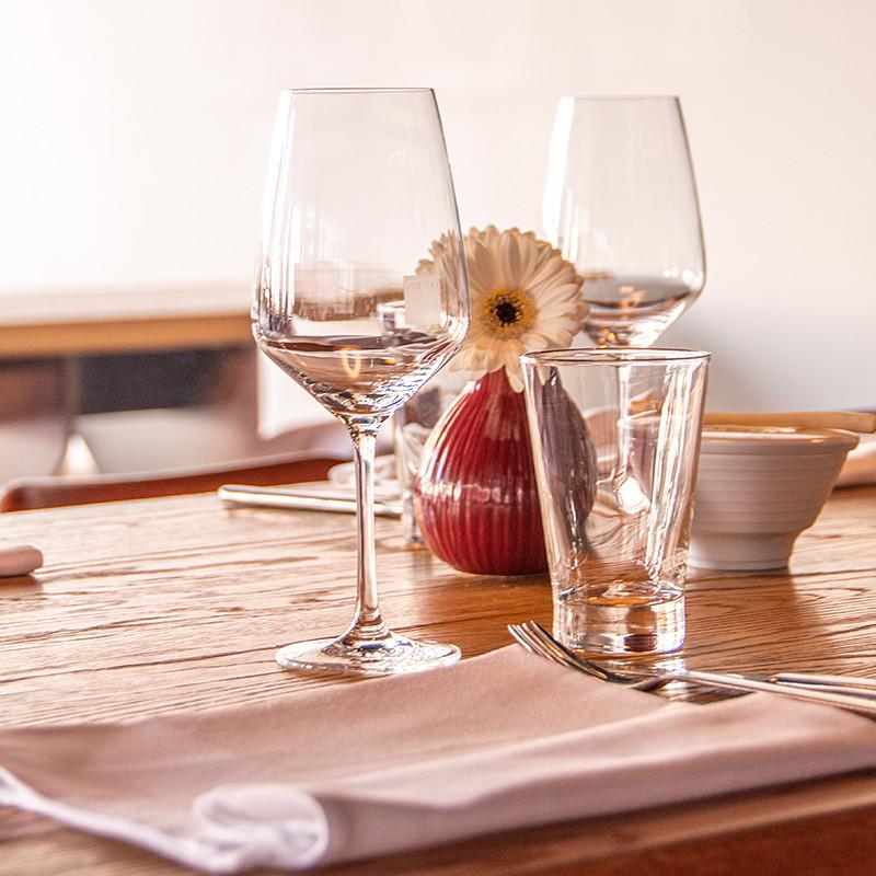 MännerMetzger Gastronomie - gedeckter Tisch