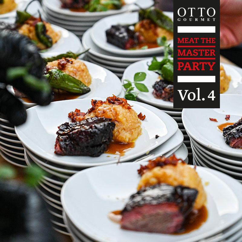 GUTES FLEISCH bei der Meat the Master Party