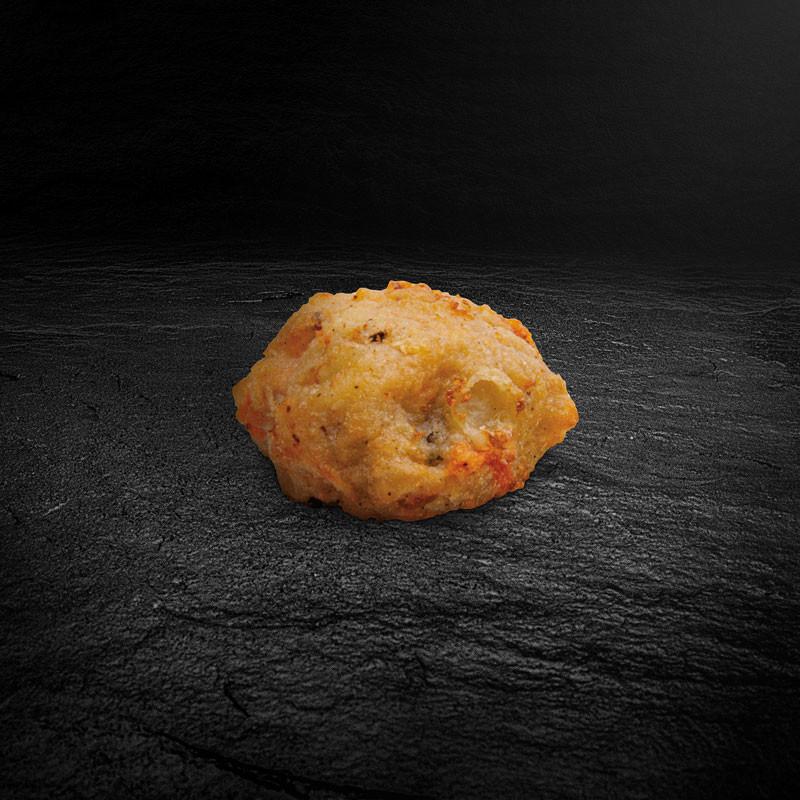 Tomate Mozzarella Crunchy Balls einzeln