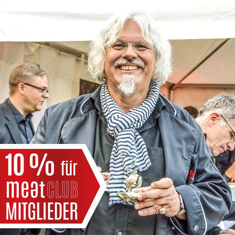 Trüffelpapst Ralf Bos meats OTTO GOURMET