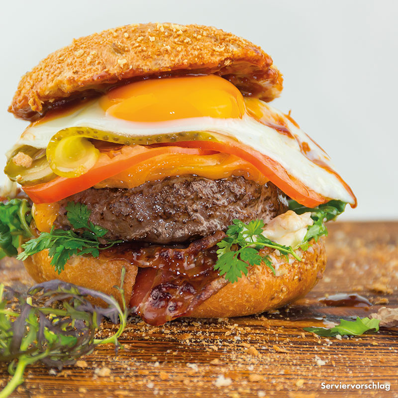 Morgan Ranch Wagyu Steakhouse Burger